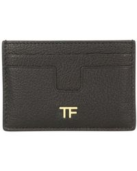 Tom Ford Classic Tf Card Holder - Multicolor