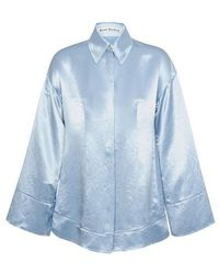 Acne Studios Shirt - Blue