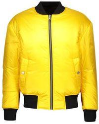 Calvin Klein Moon Bomber - Yellow