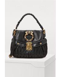 Miu Miu - Coffer Handbag - Lyst