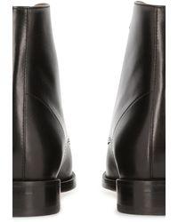 A.P.C. Frances Boots - Black