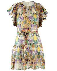 Chufy Inka Short Dress - Multicolour