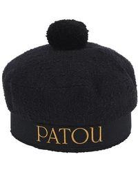 Patou Sailor Hat - Black