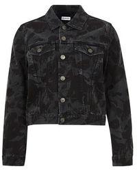Balenciaga Small Fit Jacket - Black