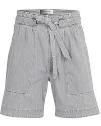 Isabel Marant Tasir Shorts - Grey