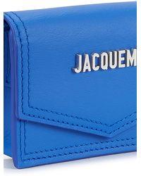 Jacquemus Porte Azur Bag - Blue