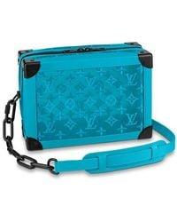 Louis Vuitton Soft Trunk - Blau