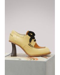 Marni - Lace-up Shoes With Heels - Lyst