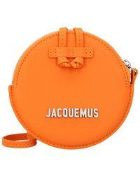 Jacquemus Le Pitchou - Orange