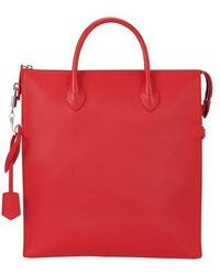 Louis Vuitton Mobil Tote Bag - Red