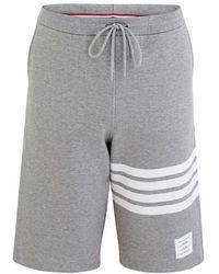 Thom Browne - 4-bar Shorts - Lyst