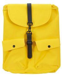 Rains Camp Backpack - Gelb