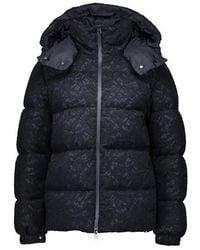 Valentino Puffy Jacket - Black