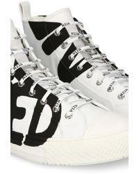 Valentino Valentino garavani garavani - sneakers need high top - Mehrfarbig