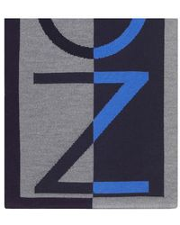 Louis Vuitton LV Horizon Schal - Blau