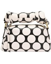 Dries Van Noten Polka Doted Pouch - Multicolor