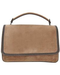 Brunello Cucinelli Bag With Monili - Multicolour