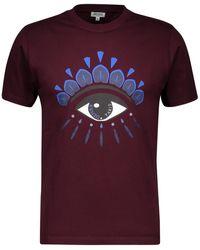 KENZO Eye T-shirt - Red