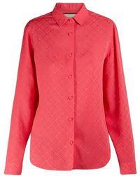 Gucci GG Shirt - Pink