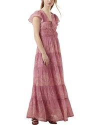 Vanessa Bruno Rachel Dress - Pink