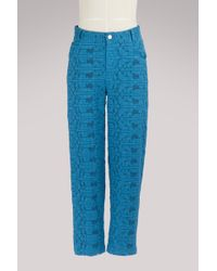 Roseanna | Tine Cotton Trousers | Lyst