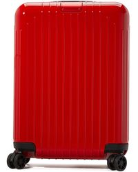 Rimowa Essential Lite Cabin S luggage - Red