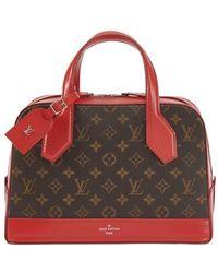 Louis Vuitton Dora Monogram PM - Mehrfarbig