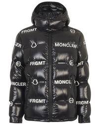Moncler Genius X Fragment - Mayconne Down Jacket - Black