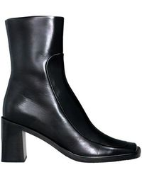 The Row - Patch Boots - Lyst
