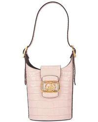 Lanvin Bucket Bag - Pink