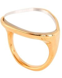 Aurelie Bidermann Ciottolo Ring - Metallic