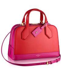 Louis Vuitton Dora PM - Rot
