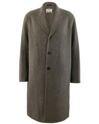 Acne Studios Coat - Grey