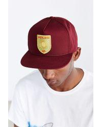 Poler - D Patches Snapback Hat - Lyst