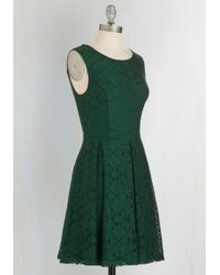 Moon Collection - Happily Emerald After Dress - Lyst