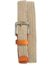 Apolis - Woven Belt - Lyst