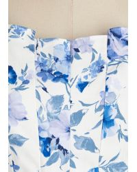 Mystic - Watercolor Your World Top - Lyst
