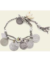 Erica Weiner - Victorian Love Token/souvenir Bracelet - Lyst