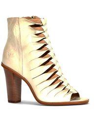 Frye Sandals - Sofia Braided High Heel - Lyst