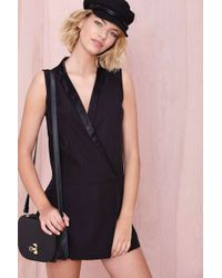 Nasty Gal Like Nobodys Business Dress - Lyst