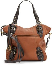 Lucky Brand - Buckman Leather Tote - Lyst