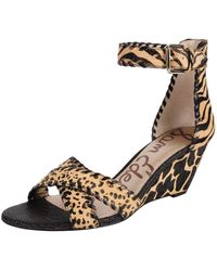 Sam Edelman Silvia Animal - Lyst