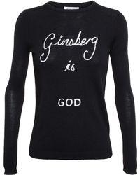 Bella Freud Ginsberg Is God Jumper - Lyst