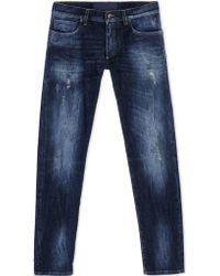 Dolce & Gabbana   Denim Pants   Lyst