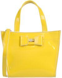 JLO by Jennifer Lopez Handbag - Yellow