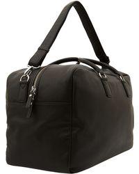 Marc By Marc Jacobs - Black Weekender Leather Bag - Lyst
