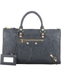Balenciaga Giant 12 Golden Work Bag - Lyst