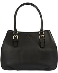 Kate Spade Luisa Pebbled Leather Hobo Bag - Lyst