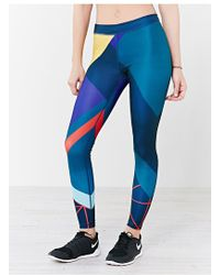 Without Walls - Abstract Engineered Legging - Lyst