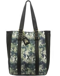 Ash Indy Canvas Tote - Lyst